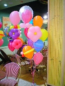1 balloon delivery la 310 215 0700 bouquets balloons for Balloon decoration los angeles