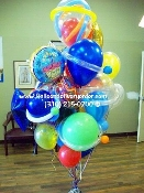 Guy Balloon Bouquet