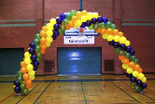 Balloon Arch 30 ft