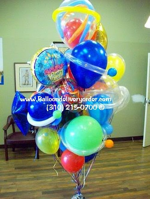 Plain balloons just need a bulk delivery of plain 11in for Balloon decoration los angeles