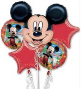 Mickey Birthday Bouquet